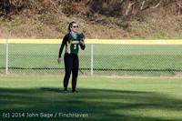 5713 Softball v Eatonville 032114