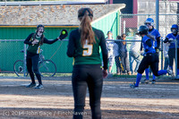 5730 Softball v Eatonville 032114