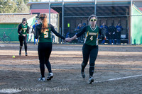 5737 Softball v Eatonville 032114