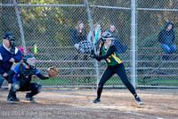 5763 Softball v Eatonville 032114