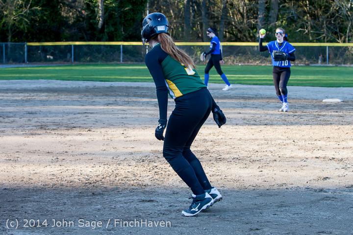 5789 Softball v Eatonville 032114