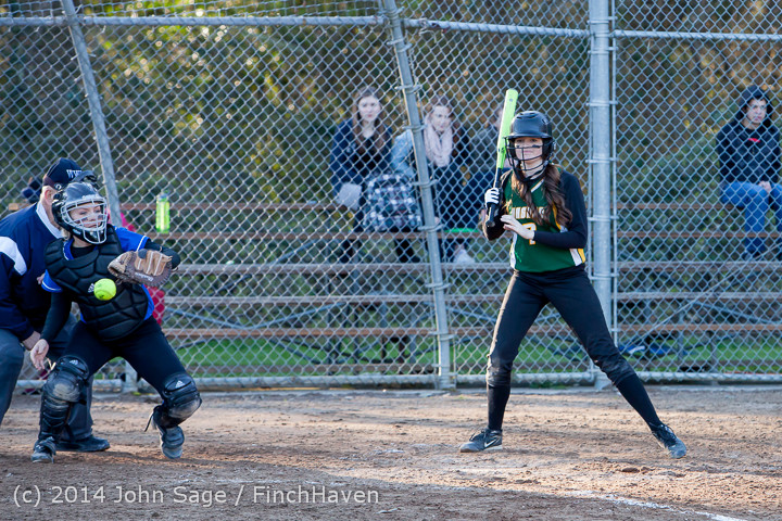 5793 Softball v Eatonville 032114