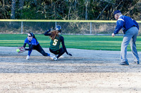5798 Softball v Eatonville 032114
