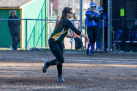 5812 Softball v Eatonville 032114
