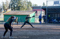 5813 Softball v Eatonville 032114
