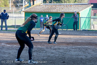 5820 Softball v Eatonville 032114