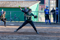 5822 Softball v Eatonville 032114