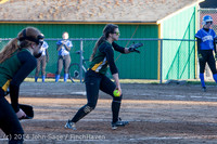 5828 Softball v Eatonville 032114