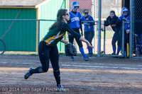 5830 Softball v Eatonville 032114