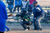 5832 Softball v Eatonville 032114