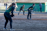 5845 Softball v Eatonville 032114
