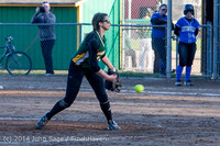 5848 Softball v Eatonville 032114