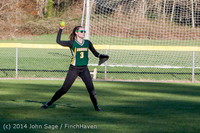 5869 Softball v Eatonville 032114