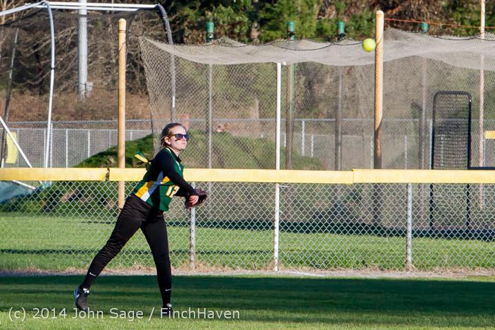5878 Softball v Eatonville 032114