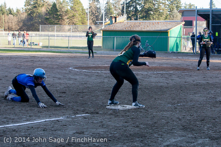 5880 Softball v Eatonville 032114
