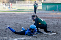 5883 Softball v Eatonville 032114