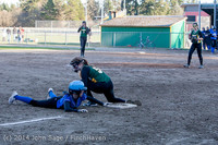 5887 Softball v Eatonville 032114