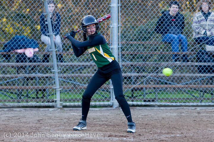 5895 Softball v Eatonville 032114