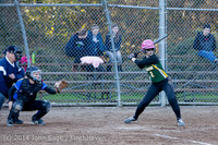 5914 Softball v Eatonville 032114