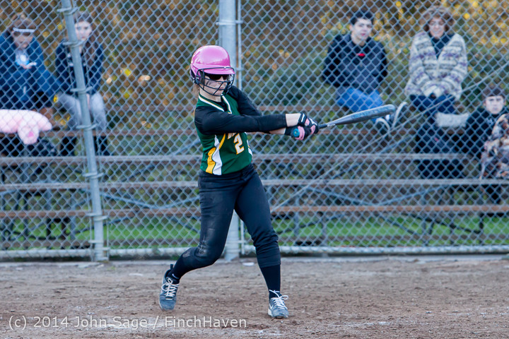 5918 Softball v Eatonville 032114
