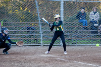 5941 Softball v Eatonville 032114