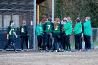 5951 Softball v Eatonville 032114