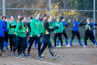 5981 Softball v Eatonville 032114