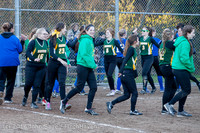5984 Softball v Eatonville 032114