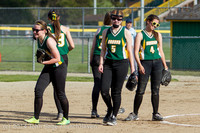 1234 Softball v University-Prep 042914