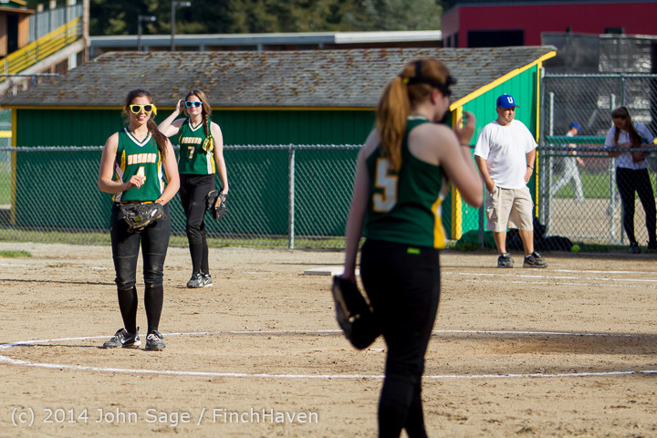 1235 Softball v University-Prep 042914