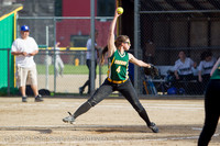 1251 Softball v University-Prep 042914