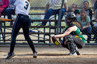 1259 Softball v University-Prep 042914