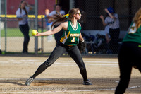 1273 Softball v University-Prep 042914