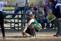 1279 Softball v University-Prep 042914