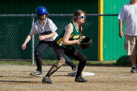 1286 Softball v University-Prep 042914