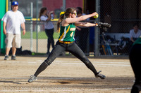 1291 Softball v University-Prep 042914