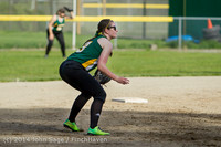 1306 Softball v University-Prep 042914