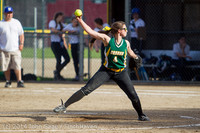 1340 Softball v University-Prep 042914