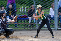 1380 Softball v University-Prep 042914