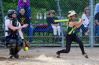 1386 Softball v University-Prep 042914