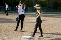1399 Softball v University-Prep 042914