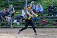 1403 Softball v University-Prep 042914