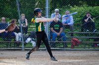 1436 Softball v University-Prep 042914