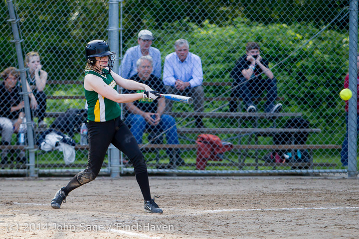 1445 Softball v University-Prep 042914