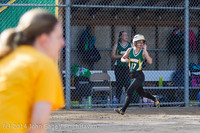 1460 Softball v University-Prep 042914