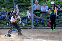 1472 Softball v University-Prep 042914