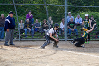 1474 Softball v University-Prep 042914