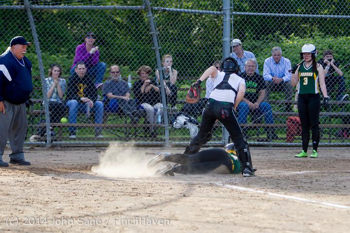 1480 Softball v University-Prep 042914