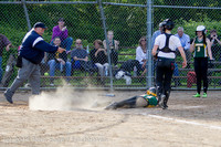 1486 Softball v University-Prep 042914