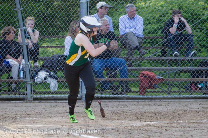 1521 Softball v University-Prep 042914